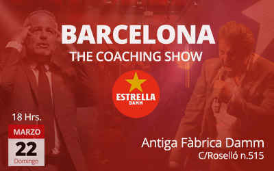 THE COACHING SHOW - ESTRELLA DAMM