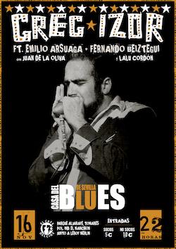 Greg Izor feat. Emilio Arsuaga y Fernando Beiztegui