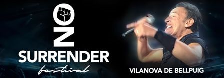 NO SURRENDER FESTIVAL ENTRADES