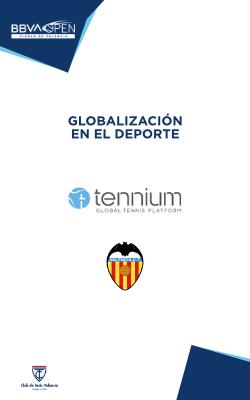 Globalización & Nuevas Tendencias en el Deporte