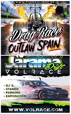 Drag & Drift Jarama 16 de Junio  FLC & VolRace