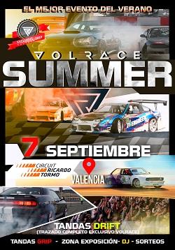 VolRace Summer 2019