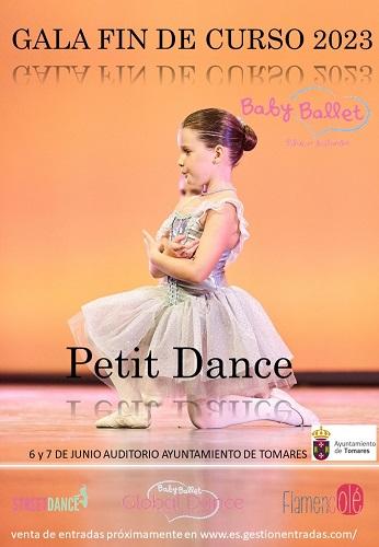 GALA FIN DE CURSO BABY BALLET 16 JUNIO