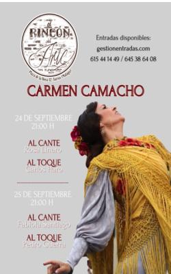 El Rincón del Arte. Tablao flamenco.