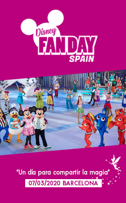 DISNEY FAN DAY SPAIN 2020
