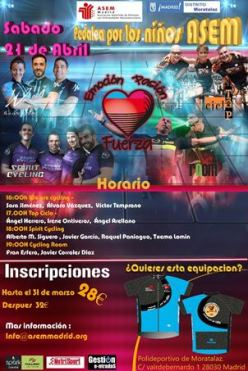 IV CICLO INDOOR SOLIDARIO