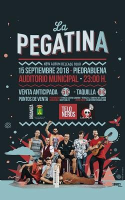 La Pegatina - Fiestas Piedrabuena 2018